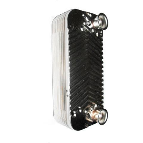 Теплообменник Daewoo ГВС 16Fin 4фланц (250-300MSC) / 3392