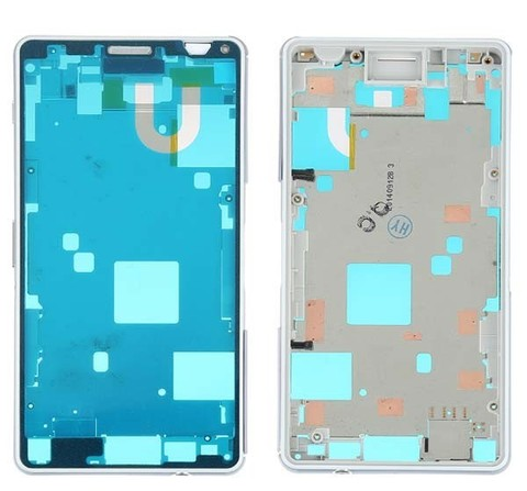 COVER Sony Xperia Z3 Compact D5803 Middle Part Black Orig