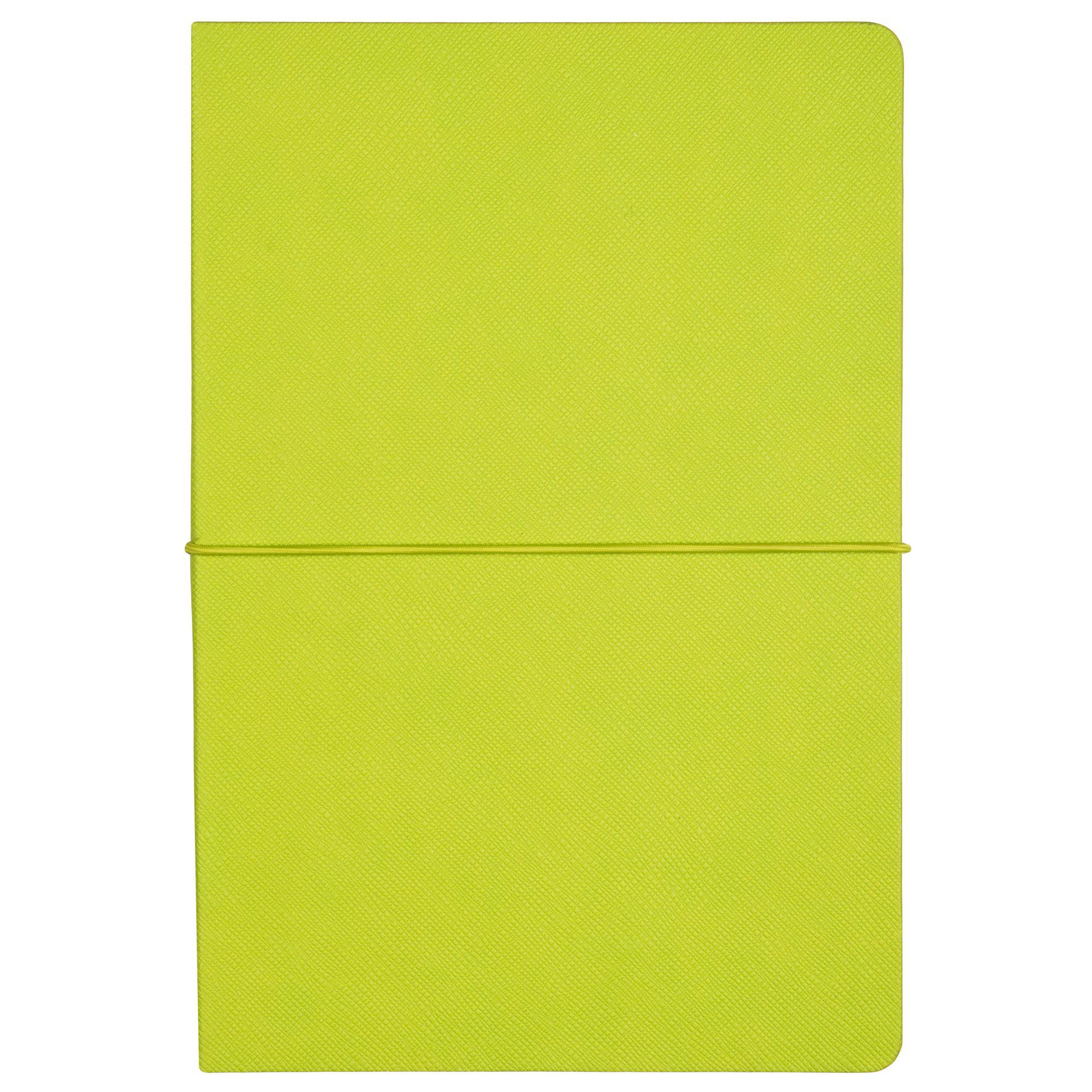 Ежедневник недатированный, Portobello Trend, Summer time , жесткая обложка, 145х210, 256стр, ярко-зеленый
