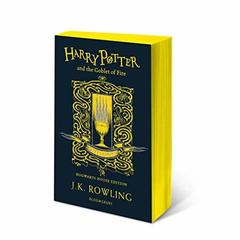 Harry Potter and the Goblet of Fire - Hufflepuff Ed (PB)