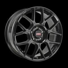 Диск колесный BBS XR 7.5x17 5x120 ET45 CB82.0 glossy black