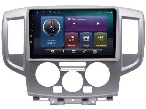 Магнитола для Nissan NV200 (09-19) Android 10 4/64GB IPS DSP 4G модель CB-2330TS10