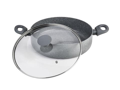 4470 FISSMAN Garda Сковорода глубокая 20 см,  купить