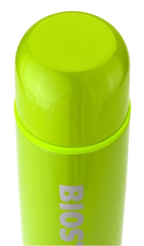 Термос Biostal Flër (0,75 литра), зеленый