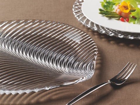 Набор из 2-х больших тарелок, артикул 98034. Серия Mambo