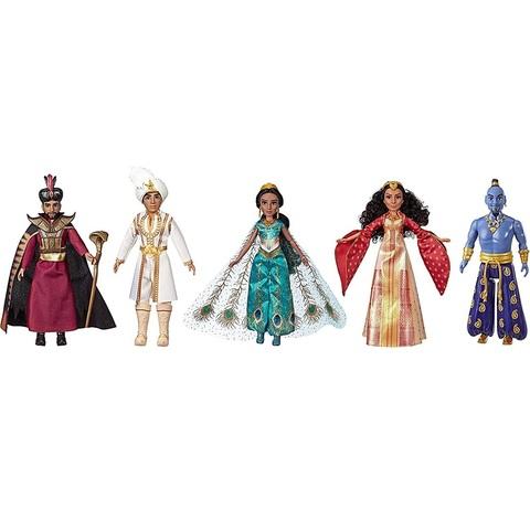 Дисней Аладдин Коллекция Агробы Набор из 5 Портретных кукол