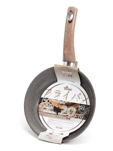 Сковорода мрамор TOWAIE-2001 FTC 20cm