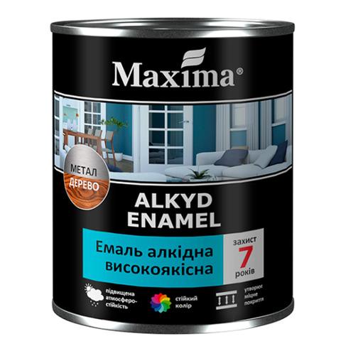 Эмаль алкидная ТМ Maxima