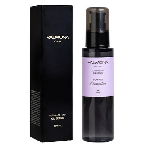 Сыворотка для волос Valmona Ultimate Hair Oil Serum Aroma Composition, 100 мл
