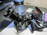 НОВИНКА СЕЗОНА! Налобный фонарь GL-8090 P90  Светодиод нового поколения
