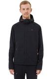 Элитная куртка для лыж и зимнего бега Gri Темп мужская черная