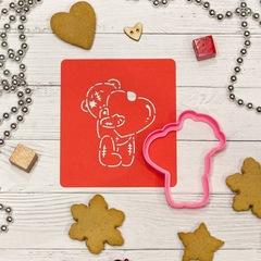 Мишка Тедди №5 с сердечком