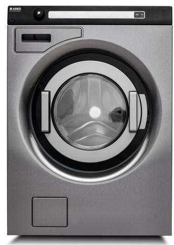 Профессиональная стиральная машина со сливным клапаном ASKO WMC947VS