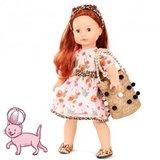 Gotz. Кукла Джулия, 46 см (с сумкой)