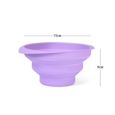 7505 FISSMAN Дуршлаг складной 15 см,  купить