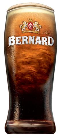 Bernard Cerna Lavina / Бернард Черная Лавина (непастеризованное темное с лавинным эффектом)