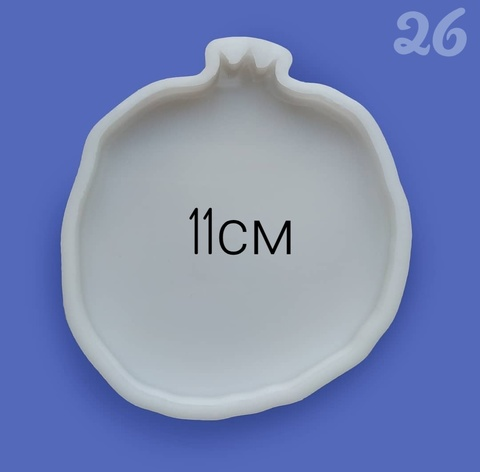 Молд для эпоксидной смолы ЭМ-026