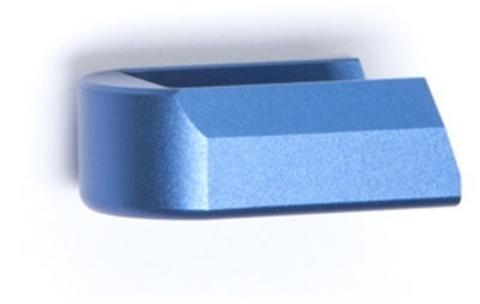 Пятка магазина для CZ SP-01 SHADOW синяя (артикул 18591)