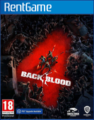 Back 4 Blood PS4 | PS5