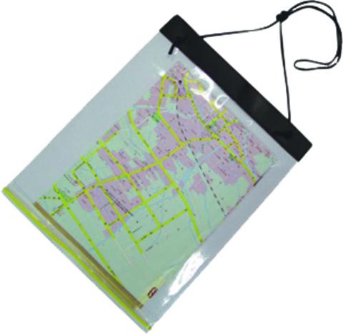 Водонепроницаемый чехол для карты AceCamp Watertight map case