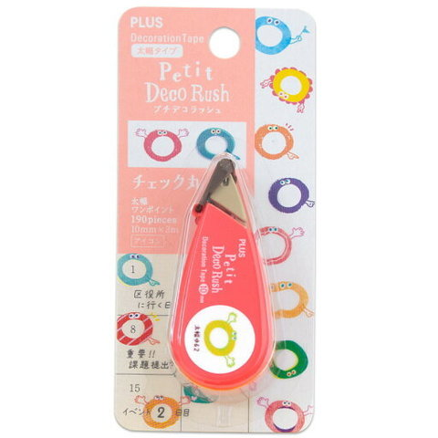 Роллер Plus Petit Deco Rush 10 мм (Check circle)