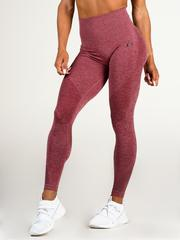 Женские лосины Ryderwear Seamless Tights - Wine