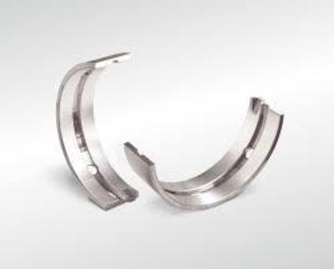Вкладыши коренные коленчатого вала / KIT, BEARING АРТ: 984-858