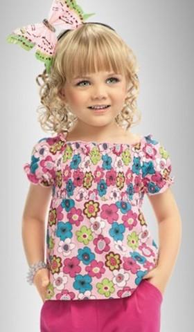 GT314 футболка для девочек