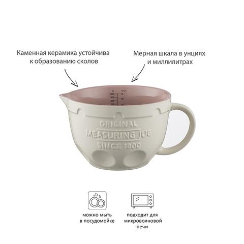Кувшин мерный Innovative Kitchen 1 л