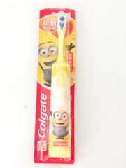 Электрическая зубная щетка  Colgate  детская (Миньоны) + зубная паста в подарок