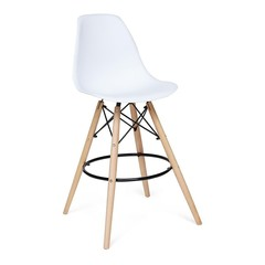 Стул Secret De Maison Cindy Bar Chair (mod. 80) пластик, белый