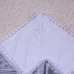 Набор на крещение Диво серебро
