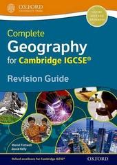Complete Geography for Cambridge IGCSE® Revision Guide Oxford University Press