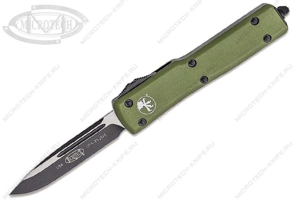 Нож Microtech UTX-70 Black 148-1OD