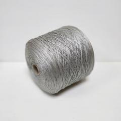 FB Silk, Seta, Шёлк 100%, Светло-серый, 2/60x12, 250 м в 100 г