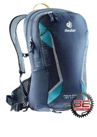 Рюкзак Deuter Race Exp Air 14+3 темно-синий