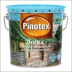 Пропитка водорастворимая для дерева Pinotex IMPRА (Зелёный)