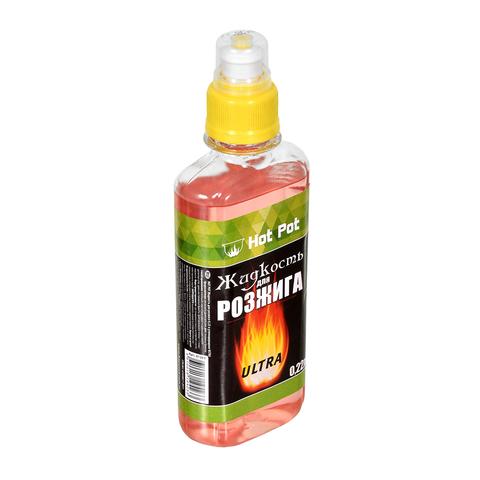Жидкость для розжига 0,22 л углеводородная