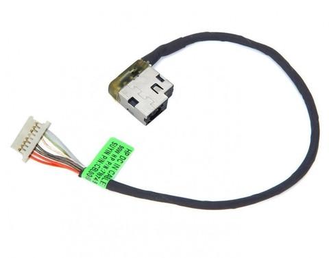 Разъем питания для ноутбука HP 15-AB 15-AF 15-AY 15-BN 250 G5 250 G4 250 G6 19 см с кабелем