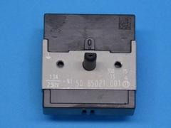Регулятор мощности конфорок плиты GORENJE 50.85021.001 546525