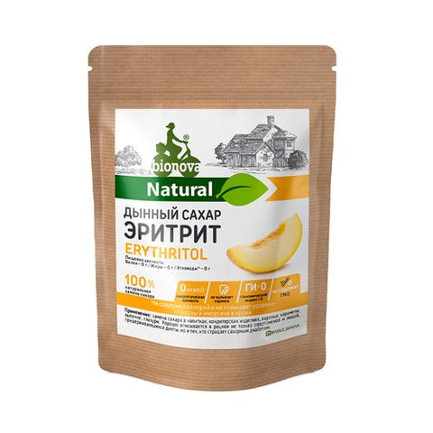 Bionova, Натуральный сахарозаменитель Эритрит, 1кг