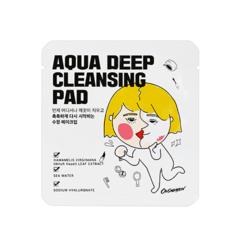 Пилинг Пэды ONSAEMEEIN Aqua Deep Cleansing Pad 1шт.