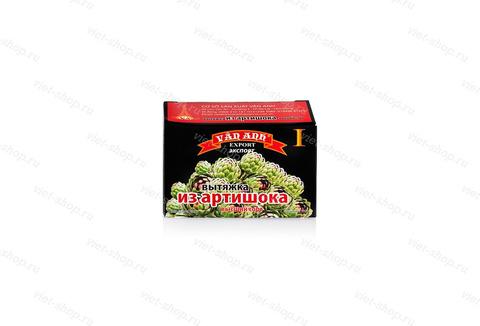 Смола (желе, вытяжка) из артишока, вьетнамская, Van Anh, 100 гр.