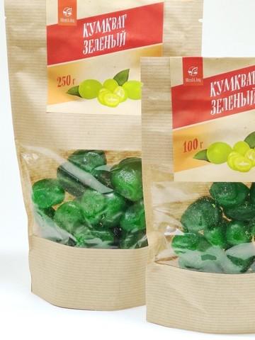 Кумкват зеленый, 250 г