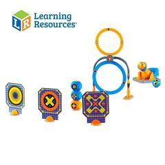 игра на меткость Попади в цель Турбо (серия Crashapult STEM) Learning Resources