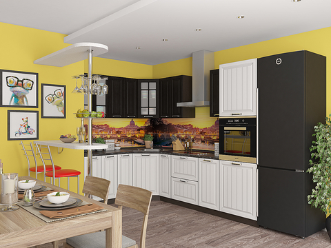 Кухонный гарнитур Прага 2