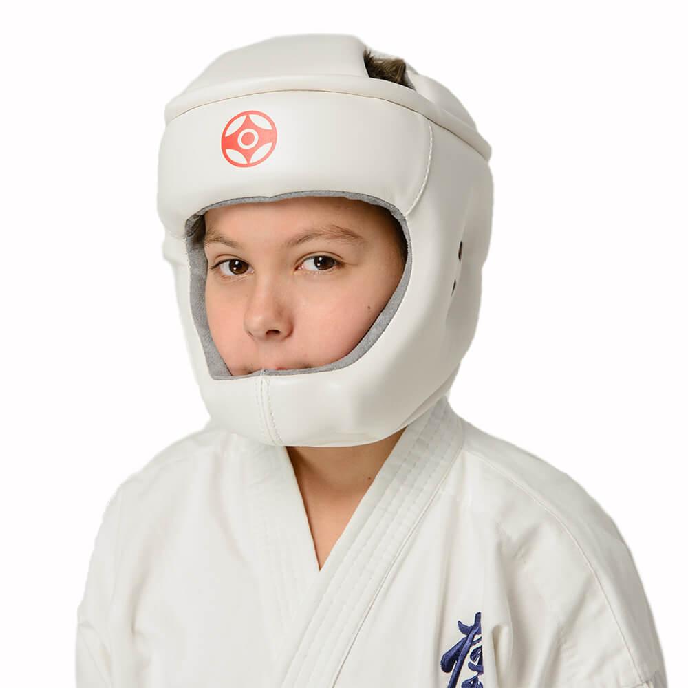 Шлемы Шлем с закрытым подбородком киокушинкай 453.jpg