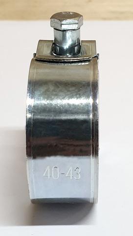 Хомут РОБУСТ 40-43 мм силовой