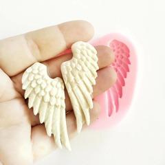 0489 Молд силиконовый. Крылья.