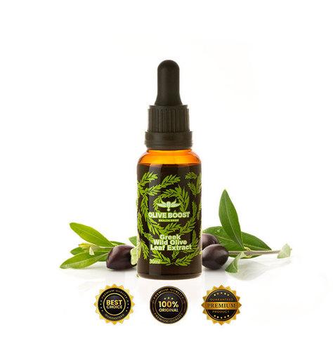 Мощный антиоксидант! Экстракт из листьев диких оливковых деревьев!
